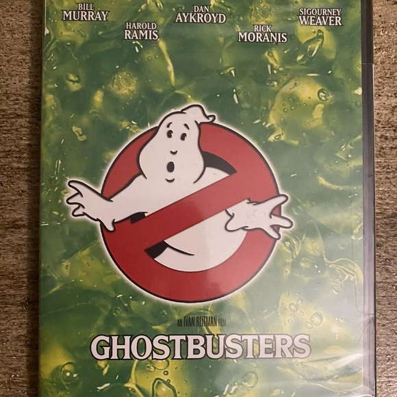 Ghostbusters 1984 NEW in shrink wrap